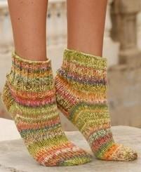 Kitchy ankle socks