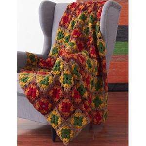 Granny Fall Blanket