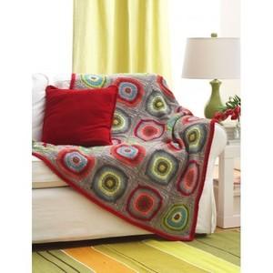 Circles & Squares Blanket