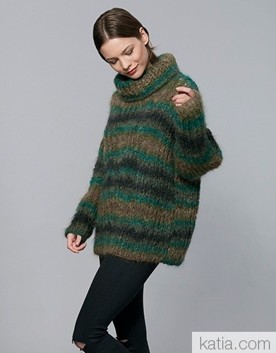 Quick Oversized Sweater