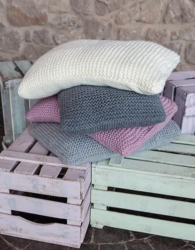 Big Knit Cushions