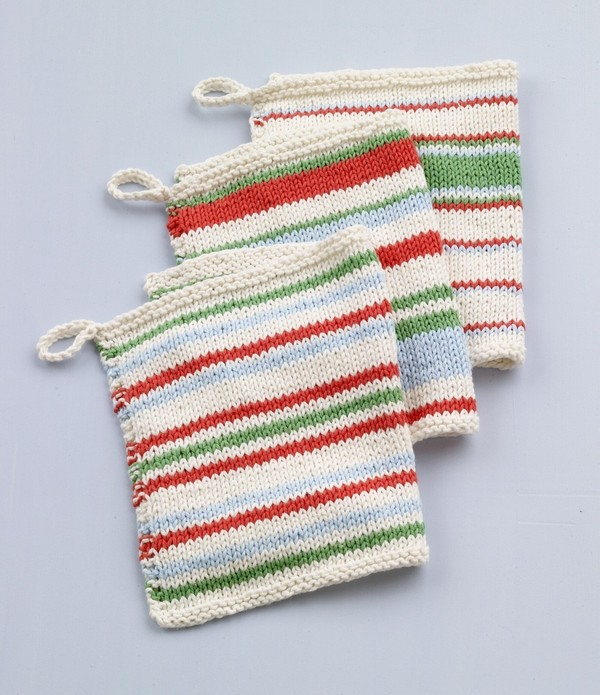 Hemp Knit Dishcloths