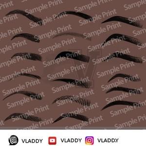 Vladdy Enhanced Eyebrows Package V1