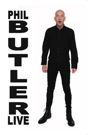 PHIL BUTLER LIVE DVD