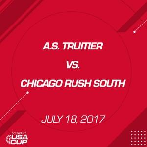 Boys U16 - July 18, 2017 - A.S. Truitier V. Chicago Rush South *Part 1