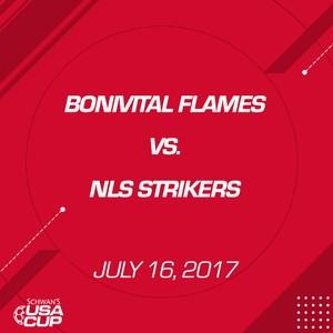 Girls U16 - July 16, 2017 - Bonivital Flames V. NLS Strikers