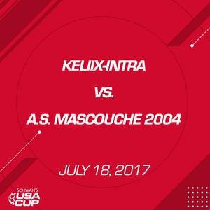 Girls U13 Gold - July 18, 2017 - Keliix-Intra vs A.S. Mascouche 2004
