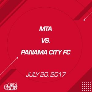 Boys U16 Gold - July 20, 2017 - MTA vs Panama City FC