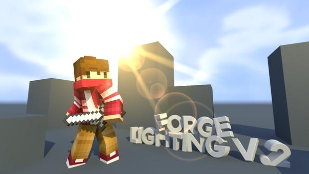 Forge Lightning Fast Minecraft Lightroom V.2