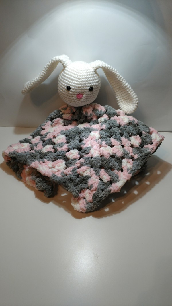 MADE TO ORDER: Baby Lovey Blanket
