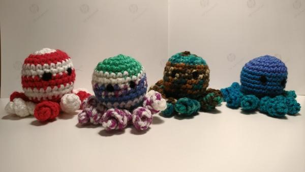 READY TO SHIP: Octopi
