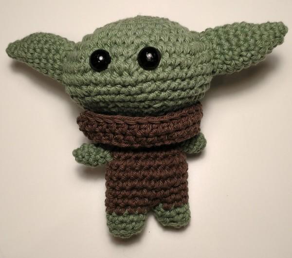 READY TO SHIP: Green Alien