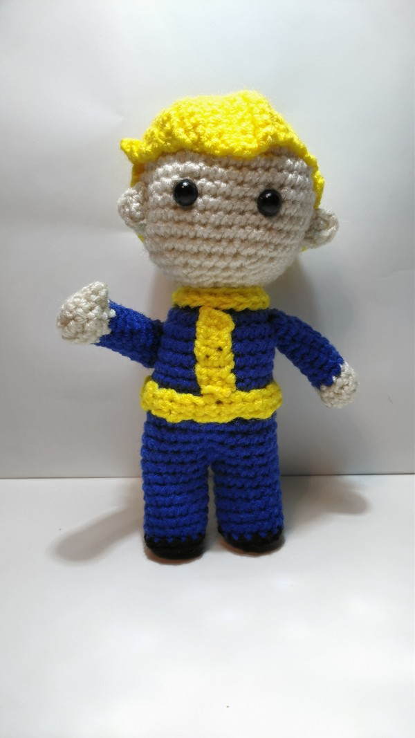 MADE TO ORDER: Vaultboy