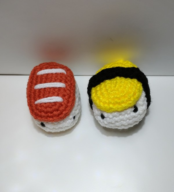 READY TO SHIP: Sushi Buddies