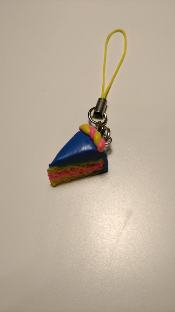 READY TO SHIP: Cake Slice Charm