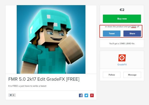 FMR 5.0 2k17 Edit GradeFX [FREE]