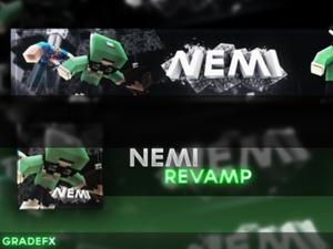 [Revamp] Banner + Avatar