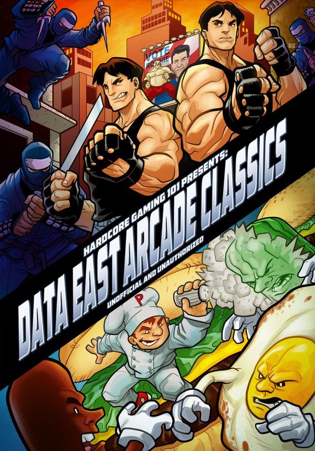 Hardcore Gaming 101 Presents: Data East Arcade Classics