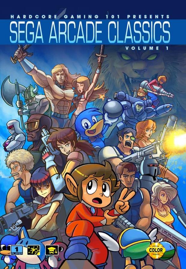 Hardcore Gaming 101 Presents: Sega Arcade Classics Vol. 1