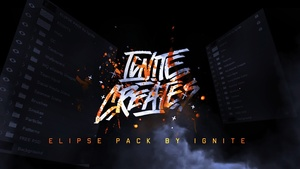 Elipse Pack by Ignite (+Splyce Tommey Header PSD)
