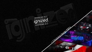 'IGNIZED' - Personal Pack Vol. 2
