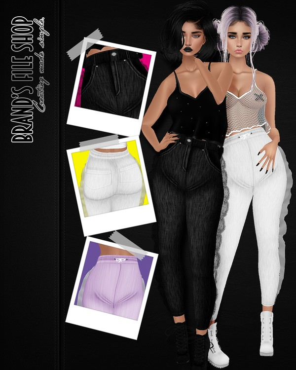 Ruffle Pants Generator (With Resell)