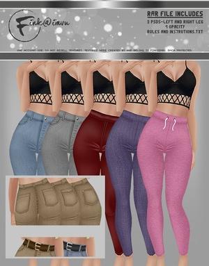 Pants Generator for sis3D Mesh