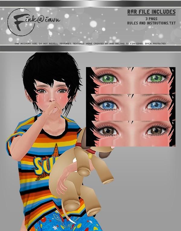 Teary Kid Eyes