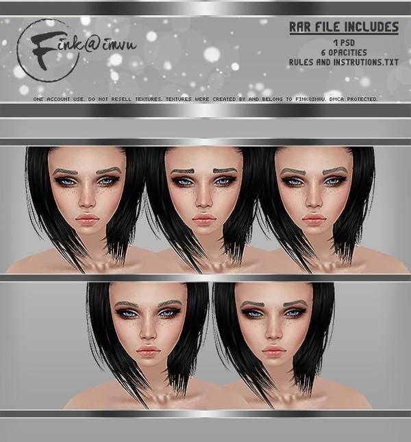 Eyebrow Opacities