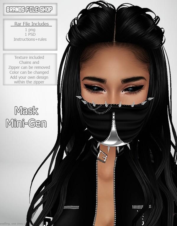 Mask Mini-Gen