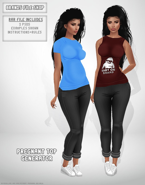 How to get pregnant on imvu