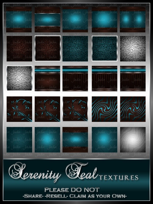 Serenity Texture Pack --- $3.00