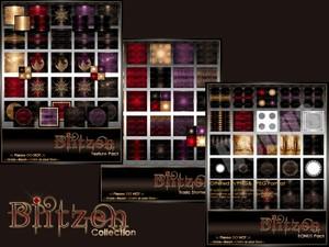 Blitzen Texture Pack Collection-- $12.00