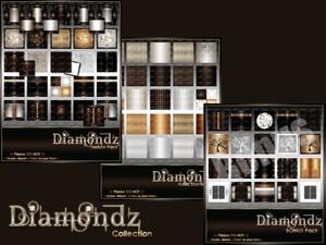 Diamondz Texture Pack Collection-- $15.00