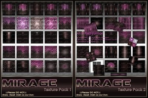 Mirage Texture Pack Collection-- $12.00