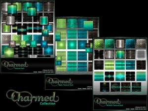 Charmed Collection-- $12.00