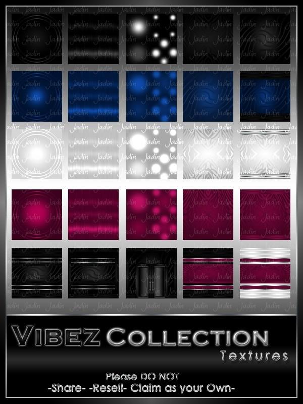Club Vibez Texture Pack ---- $3.00