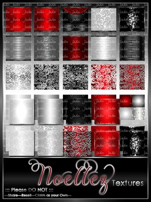 Noellez Texture Pack-- $5.00