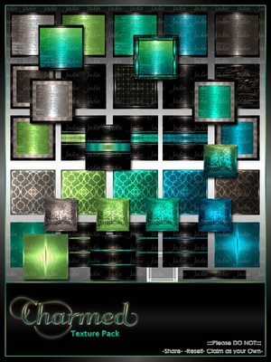 Charmed Texture Pack-- $10.00