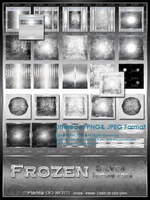 Frozen: Silver Texture Pack-- $4.00