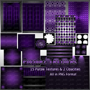 Purplez Texture Pack --- $2.00