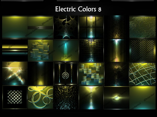 Electric Colors 8 Files by Lexussl 25Textures 256x256jpg.