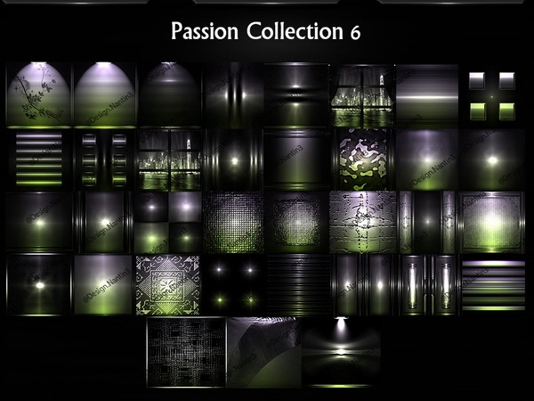 Passion Collection 6 Files 35 Textures