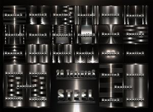 STEEL FILES 20Textures 256x256jpg
