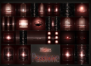 PASSIONE FILES 20Textures 256x256jpg.