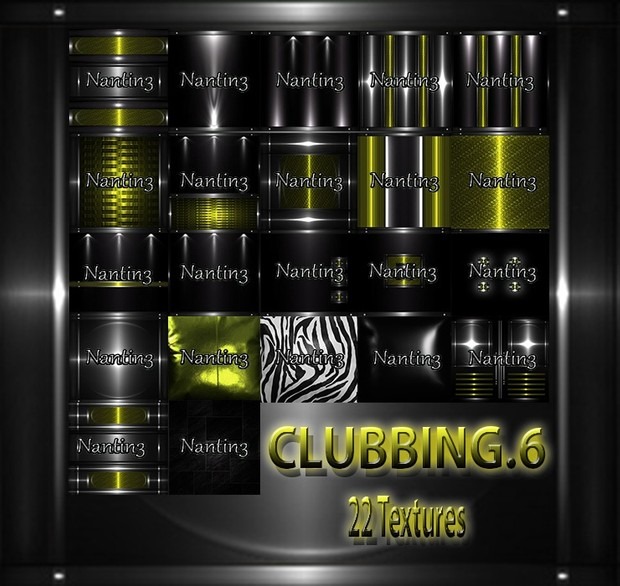 CLUBBING 6 FILES 22Textures 256x256jpg.