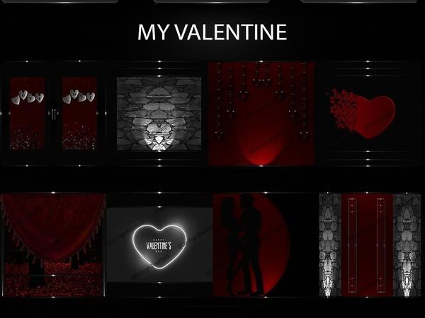 MY VALENTINE 42 Textures 256x256jpg