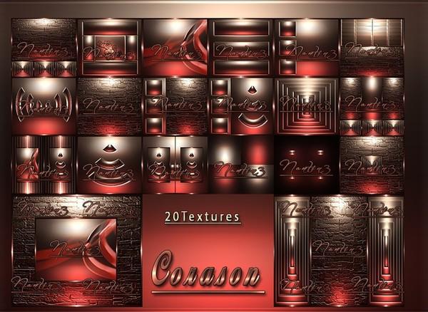CORASON FILES 20Textures 256x256jpg.
