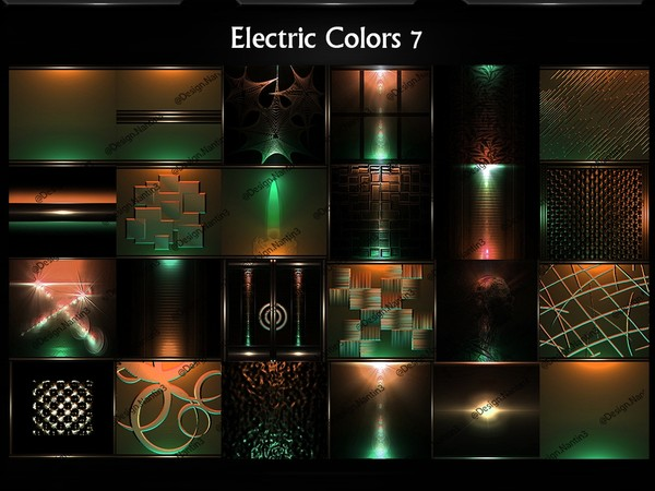 Electric Colors 7 Files by Lexussl 25Textures256x256jpg.
