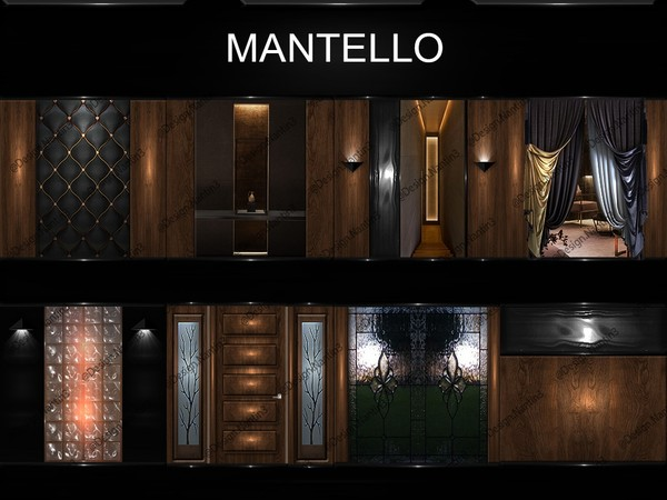MANTELLO FILES 45Textures 256x256jpg.